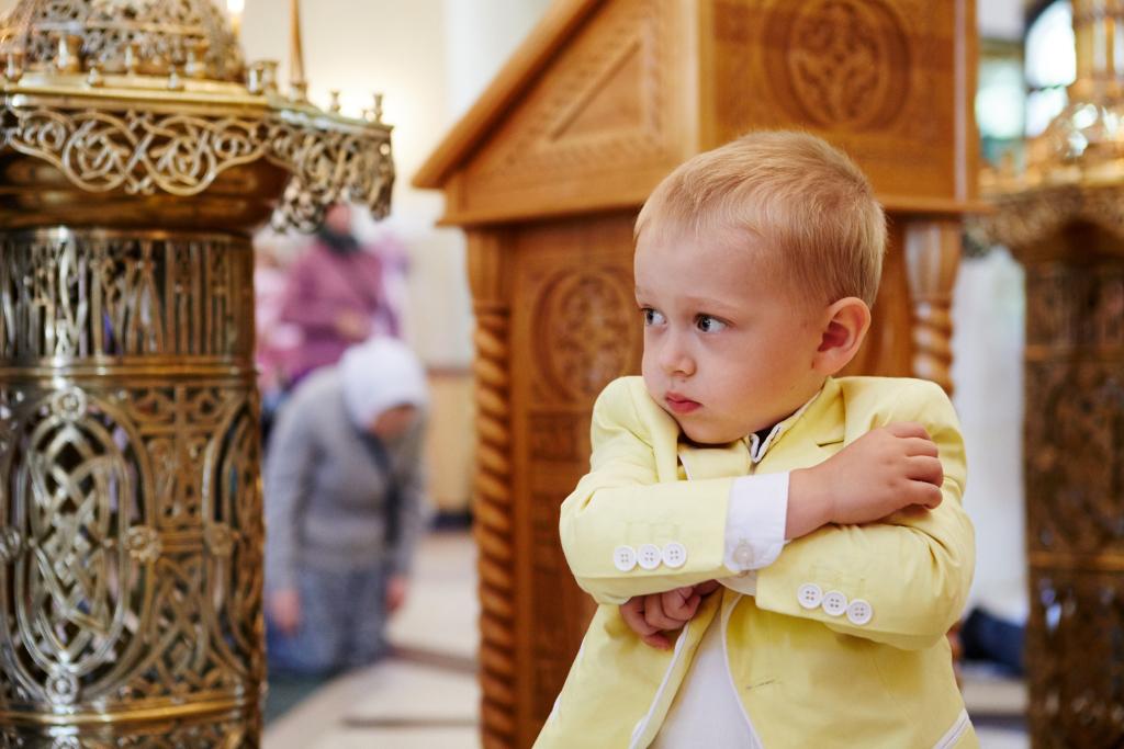 Памятка родителям-прихожанам Вознесенского собора   г. Звенигорода о подготовке детей ко Святому Причастию