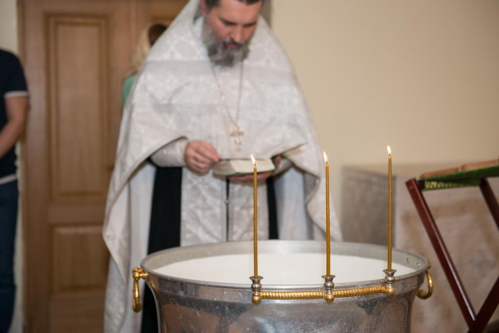 О подготовке к  Крещению