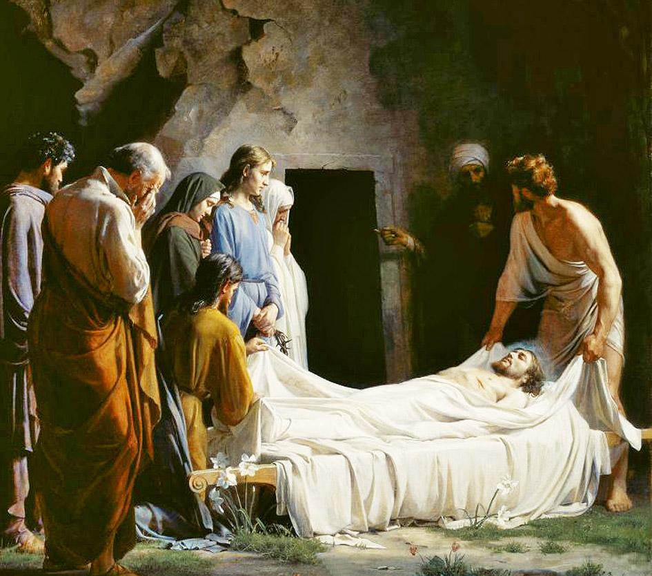 О смысле и богослужениях Великой Субботы