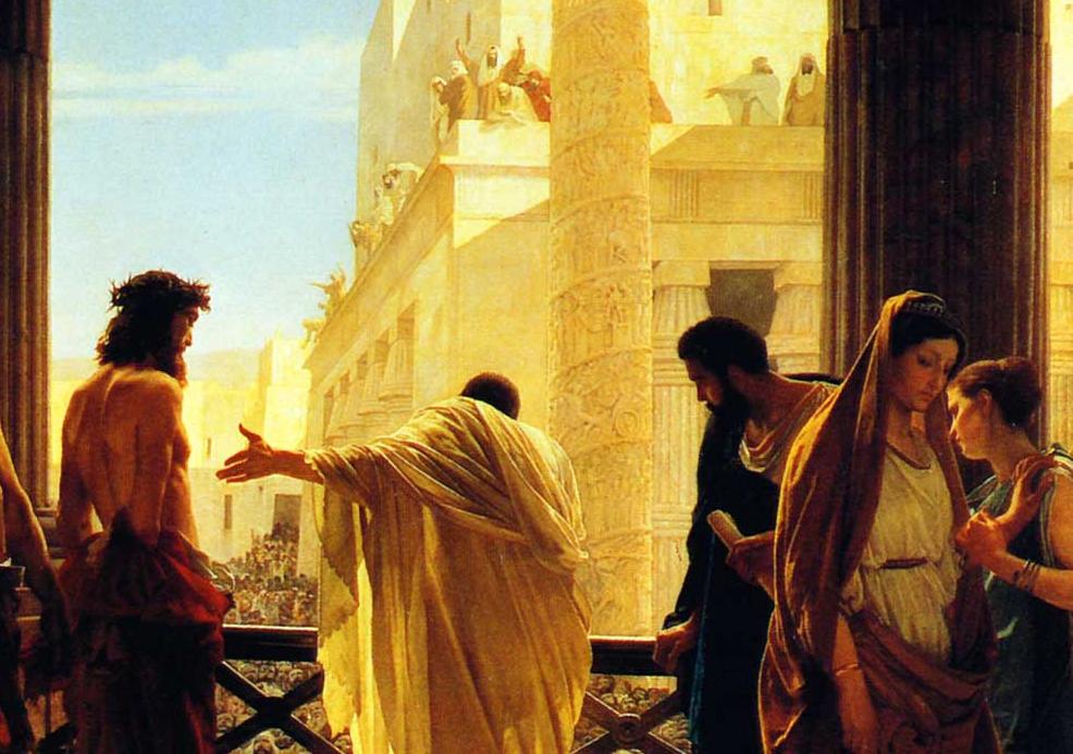Великий Пяток: евангельские события и богослужебные особенности этого дня.