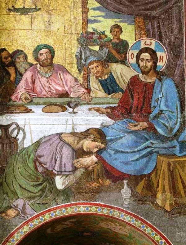 Проповедь святителя Луки (Ново-Ясенцкого) в Великую Среду