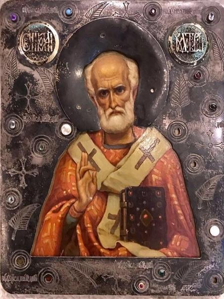Из истории перенесения мощей святителя Николая в город Бари
