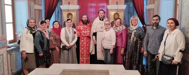 Выпуск Епархиальных библейско-богословских курсов